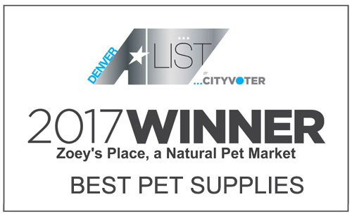Zoey's Place - Denver's A-List Winner - Best Pet Supplies and Products